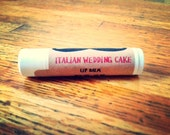 Italian Wedding Cake Lip Balm (On Sale)