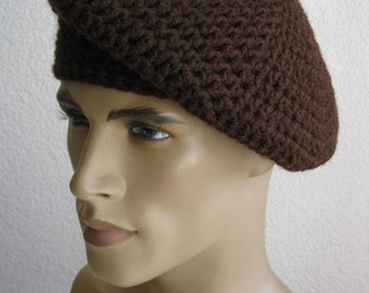 Men Basque Beret Hat