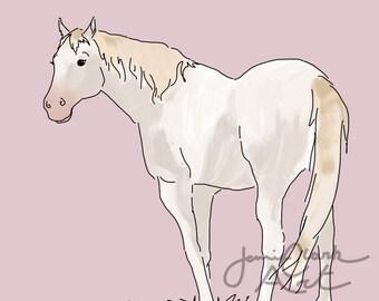 Horse Print, FREE Shipping
