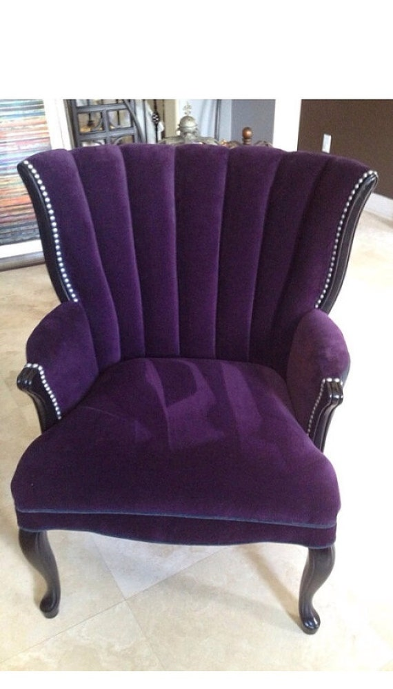 Sold Can Replicate Vintage Channel Chair Wing Back Chair With