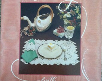 Hardanger with Southern Charm by Janice Love