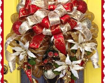 Christmas Wreath #21 - SKU 122529
