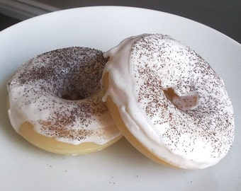 DONUT SOAP - Donut Party, Dessert Soap, Bridesmaid Gift, Wedding Favor, Soap Gift