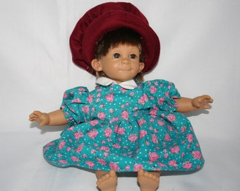 Vintage Spanish D'Anton Expression Doll.