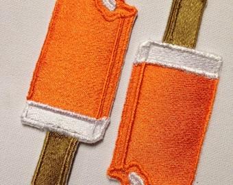 Orange Creamsicle patch (qt. 1)