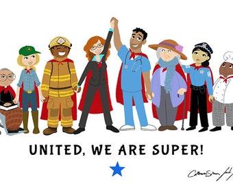 United, We Are Super!