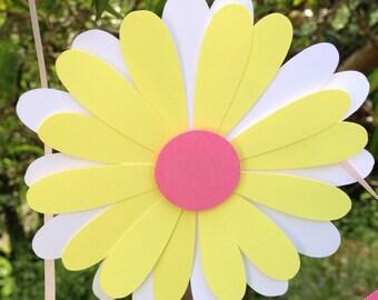 Daisy Birthday Banner