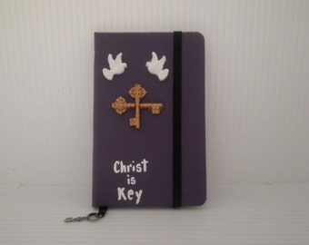 Christ is Key Mini Journal