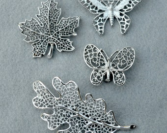 Brooch Lot of 4 - 3 Sarah Coventry 1 Gerry's Vintage