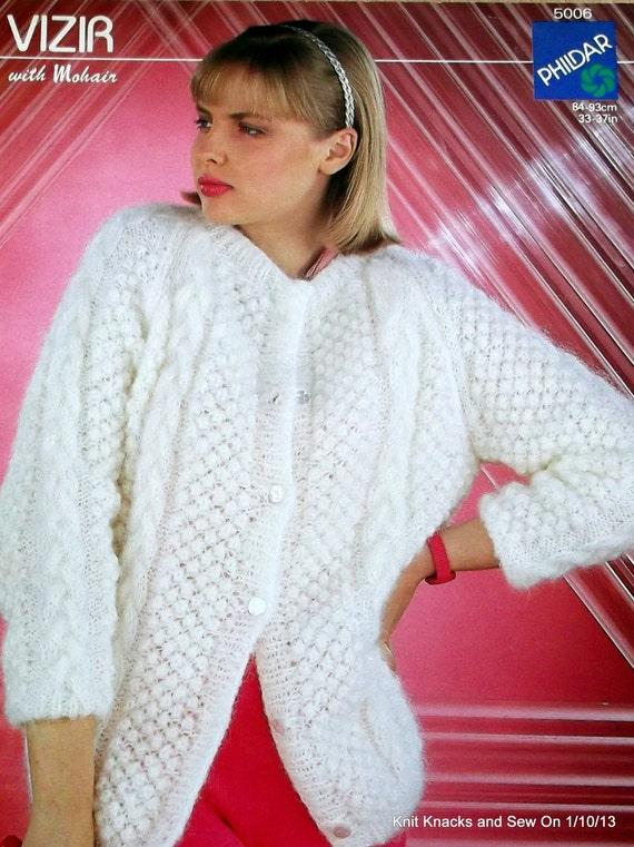 Knitting Patterns Phildar : new knitting pattern Phildar 5006