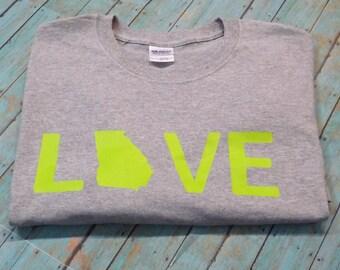 State Love TShirt