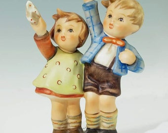 Hummel/Goebel Figurine, Goodbye 14cm no. 143/0