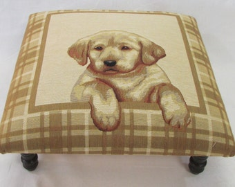 Corona Decor Co. Sam Woven Footstool