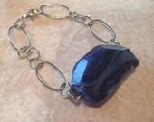 Custom Blue Bracelet