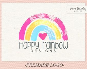 Custom Logo Design Premade Logo and Watermark - FB138