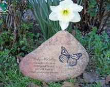 Popular items for baby memorial on etsy for Garden memorials for loved ones