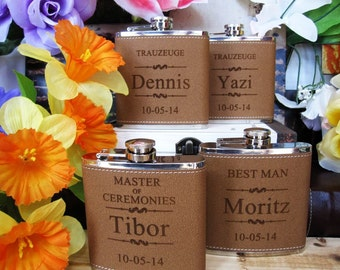 12 Personalized Flask