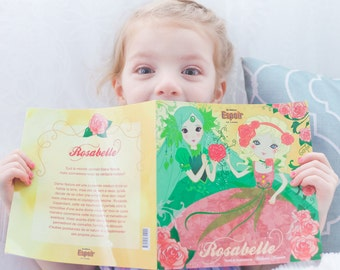 Book for children: Rosabelle!