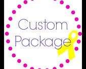 Custom Care Package for Tara