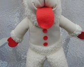 Lamb Chop Puppet by Shari Lewis from 1992, Never played with, Virtually Brand New!