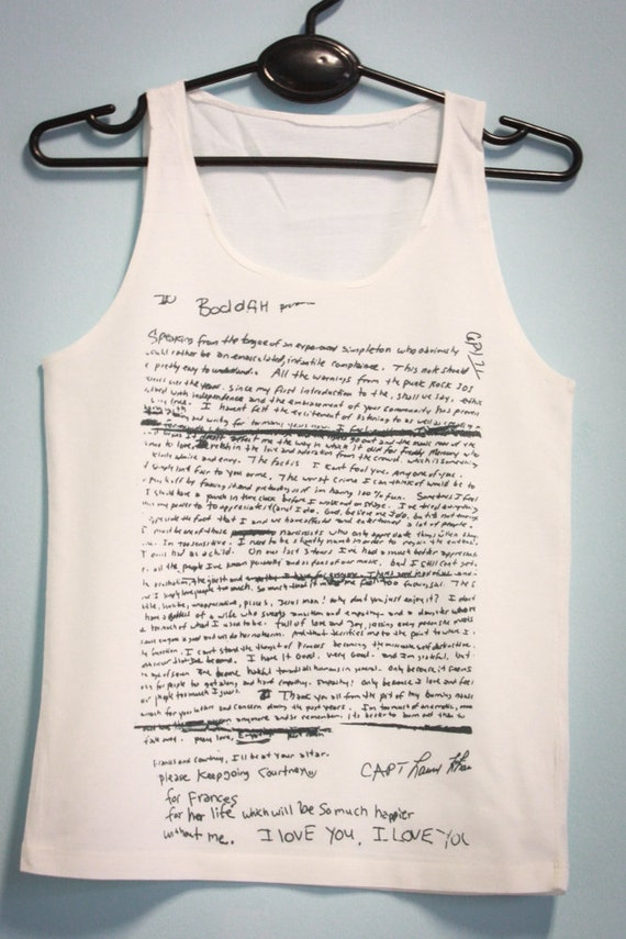 letter from a favorite shirt Classic books reimagined by top artists on t-shirts and tote bags  with the words of one of your favorite books  litographs because we had a vision of bringing .