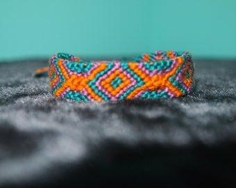 Diamond friendship bracelet