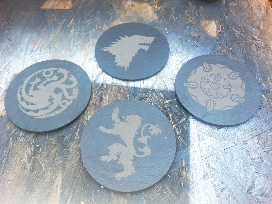 Game Of Thrones Coasters | MugArt