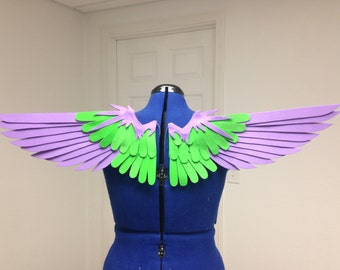 Realistic Humming Bird Cosplay Wings