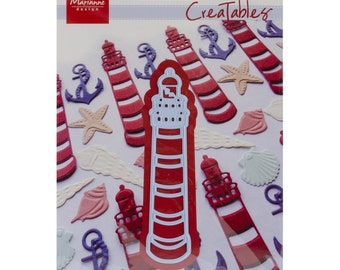 Marianne Designs Creatables Die ~ Lighthouse, LR0231 ~