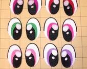 MLP Plushie Eyes - Version 1