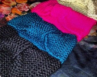 Turban Knit Headband