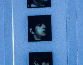 The Beatles - 35mm Film Cell Bookmark