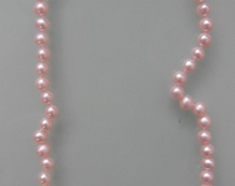 "Honora Pink Pearl 17"" Necklace"