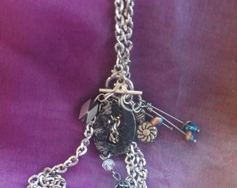 dangling chains