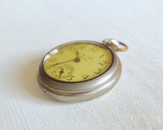 Vintage watch H.W. Co. Special antique pocket watch