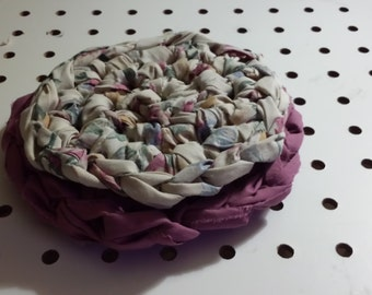Hot Pad Crocheted