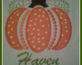Pretty Pumpkin Tee