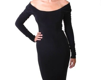 Myrrhine - Off the Shoulder Dress
