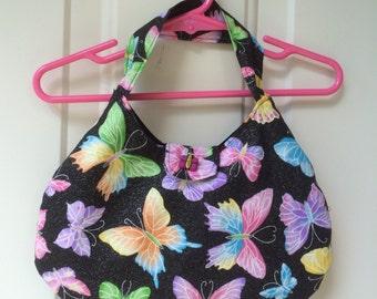 Childs cotton purse