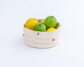 Ceramic serving bowl , fruit bowl, salad bowl