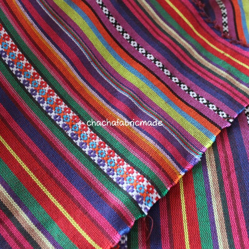 Tribal Fabric Ethnic Fabric Aztec Fabric Native Fabric Boho