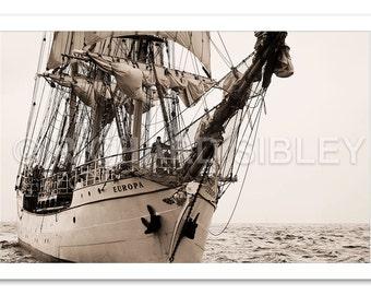 "Tall Ship ""Europa"""