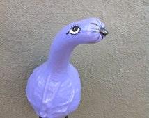 Purple Gourd Animal