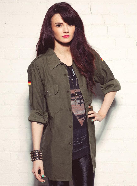 Army jacket | Etsy