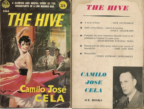 Image result for the hive camilo jose cela