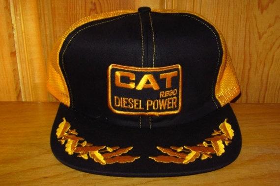 Casquette Cat Diesel Power