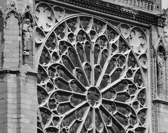 Paris Photography, Paris Photo, French Decor, Paris Decor, Black and White,Notre Dame