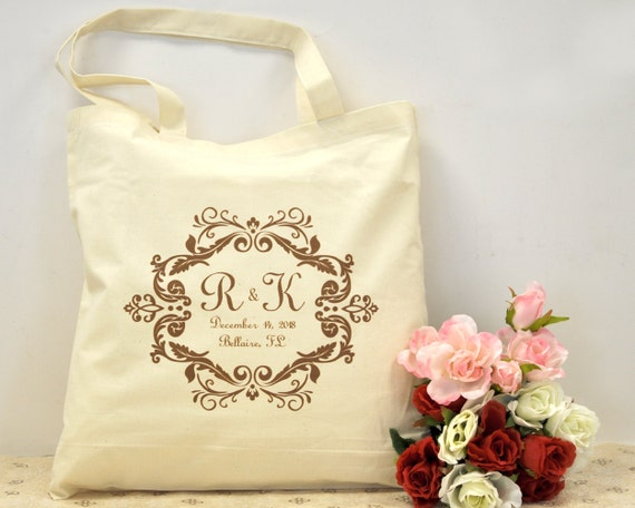 Unique Wedding Gifts Cheap : bridal shower gift bags, Personalized bridesmaid bag, cheap wedding ...