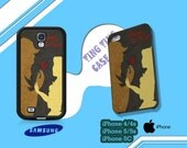 Beauty and The Beast Simple Case for iPhone 4/4S iPhone 5/5S/5C and Samsung Galaxy S3 S4