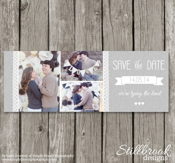 Save The Date Facebook Timeline Cover Photo Wedding